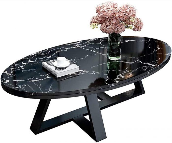 A quoi sert une table basse en marbre noir ?