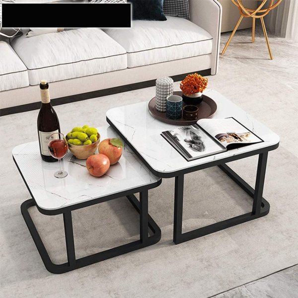 La table basse en marbre pour une belle décoration