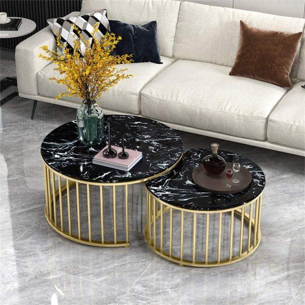 Décoration d'intérieur : le marbre noir
